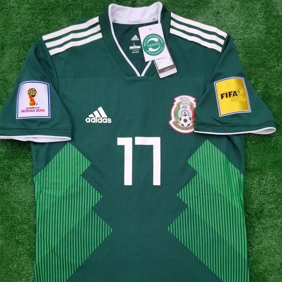 041a439b3 adidas Shirts | 2018 Mexico Soccer Jersey Corona L | Poshmark